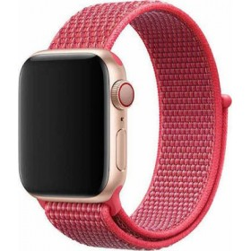 Devia Deluxe Series Sport3 Band Hibiscus Red