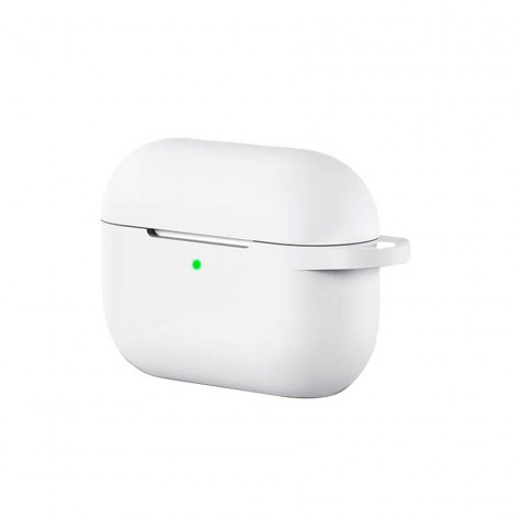 AirPods Pro Naked Silicone Case Suit White