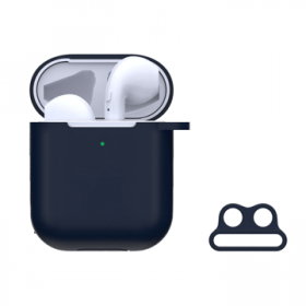 AirPods Silicone Case Blue
