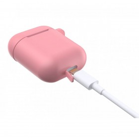AirPods Silicone Case Pink