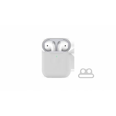 AirPods Silicone Case White