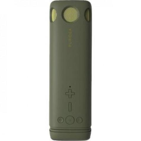 Φορτιστής Ανάγκης, Ηχείο Bluetooth & Φακός LED Puridea i2 8000mAh Χακί