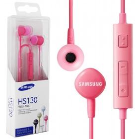 Handsfree Samsung HS130 Pink