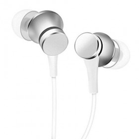Handsfree Stereo Xiaomi Mi In-Ear Headphones Basic 3.5mm White