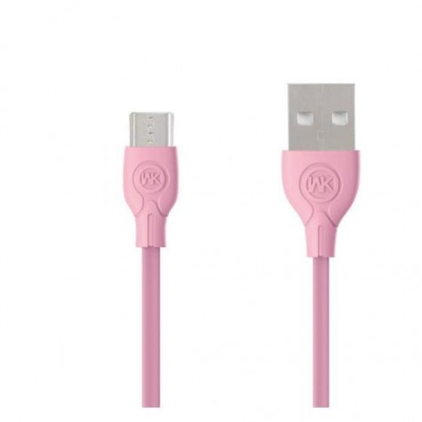 WK Ultraspeed pro micro USB Pink