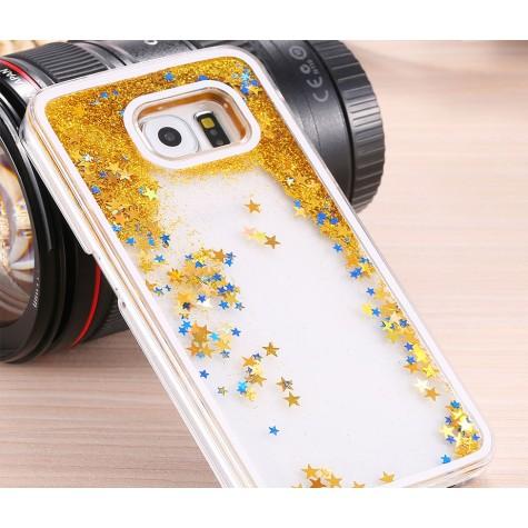 Θήκη Huawei P20 Lite Sand Silicone Gold