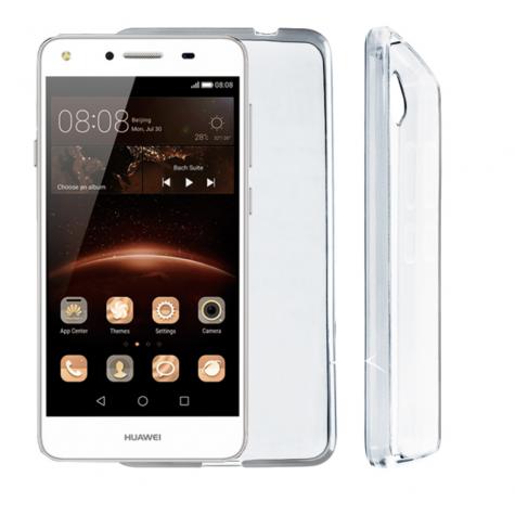 Θήκη Σιλικόνης Huawei Y5 II