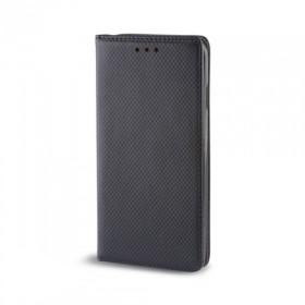 Μαύρη Θήκη Book Magnet Huawei Y6 II