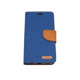 Μπλε Καφέ Θήκη Book Huawei Y6 II