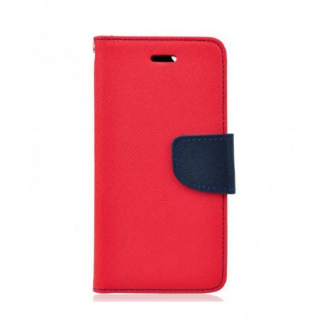 Huawei Y5 Fancy Book Case Red