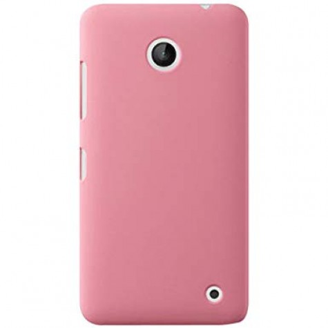Θήκη Σιλικόνης Lumia 630/635 Ροζ