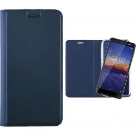Θήκη Book Magnet Nokia 1 Μπλε
