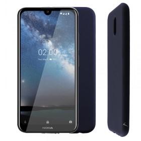 Μπλε Θήκη Σιλικόνης Nokia 2.2