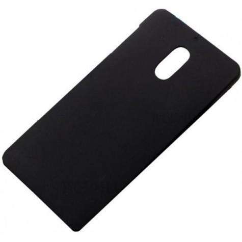 Μαύρη Θήκη Σιλικόνης Nokia 6
