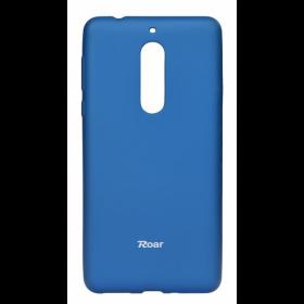 Θήκη Nokia 5 Μπλε Σιλικόνη