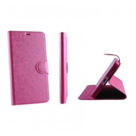 Θήκη Book Lumia 830 Ροζ