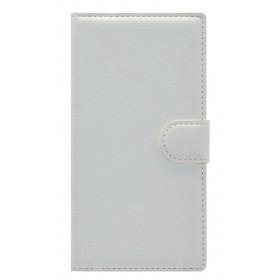 Θήκη Book Lumia 830 Άσπρη