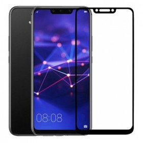 Huawei Mate 20 Lite 6,3'' Black Fullface Tempered Glass 9H Προστασία Οθόνης