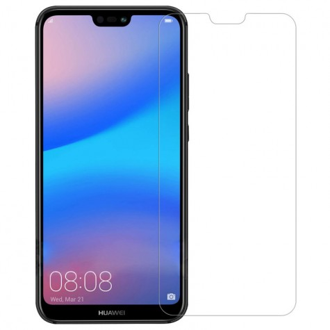 Huawei P20 Lite Tempered Glass 9H Προστασία Οθόνης