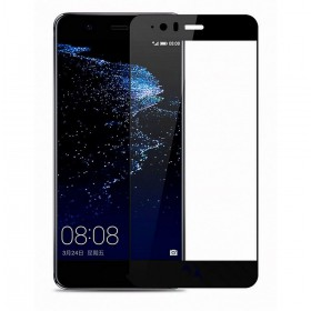 Huawei P10 Lite 3D Full Glue Tempered Glass 9H Προστασία Οθόνης