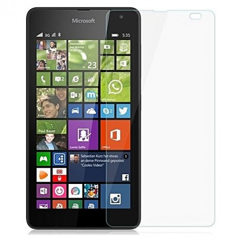 Microsoft - Lumia 535 Tempered Glass 9H Προστασία Οθόνης