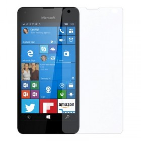 Microsoft - Lumia 550 Tempered Glass 9H Προστασία Οθόνης