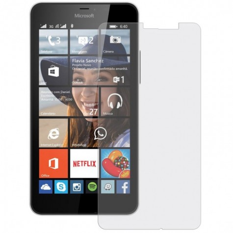 Microsoft - Lumia 640 XL Tempered Glass 9H Προστασία Οθόνης