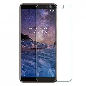Nokia 7 Plus Tempered Glass 9H Προστασία Οθόνης